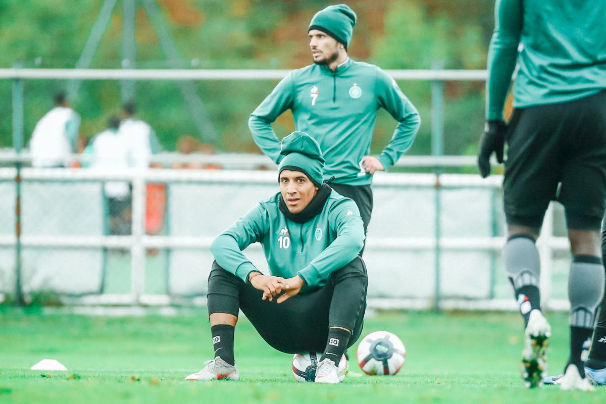 Cabella et Khazri sous la menace pour le derby