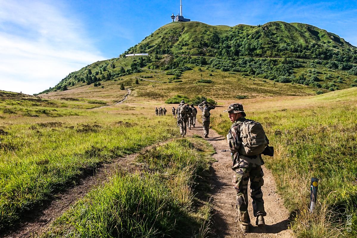 U19 : Une prépa à la sauce militaire