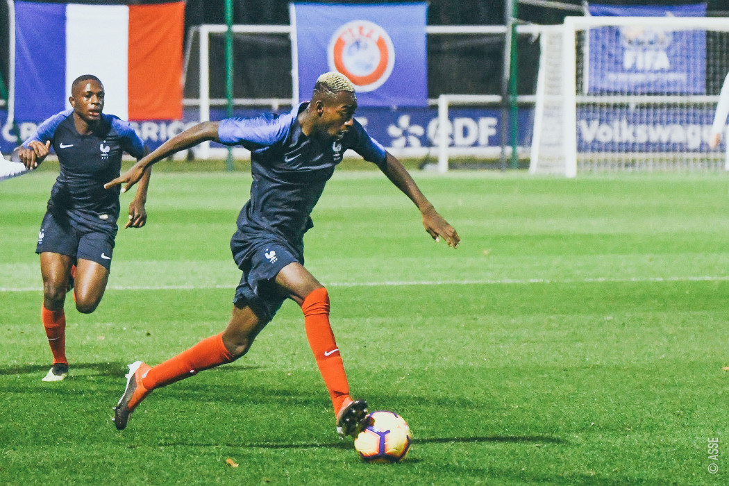U17 : La France gagne sans Sidibé