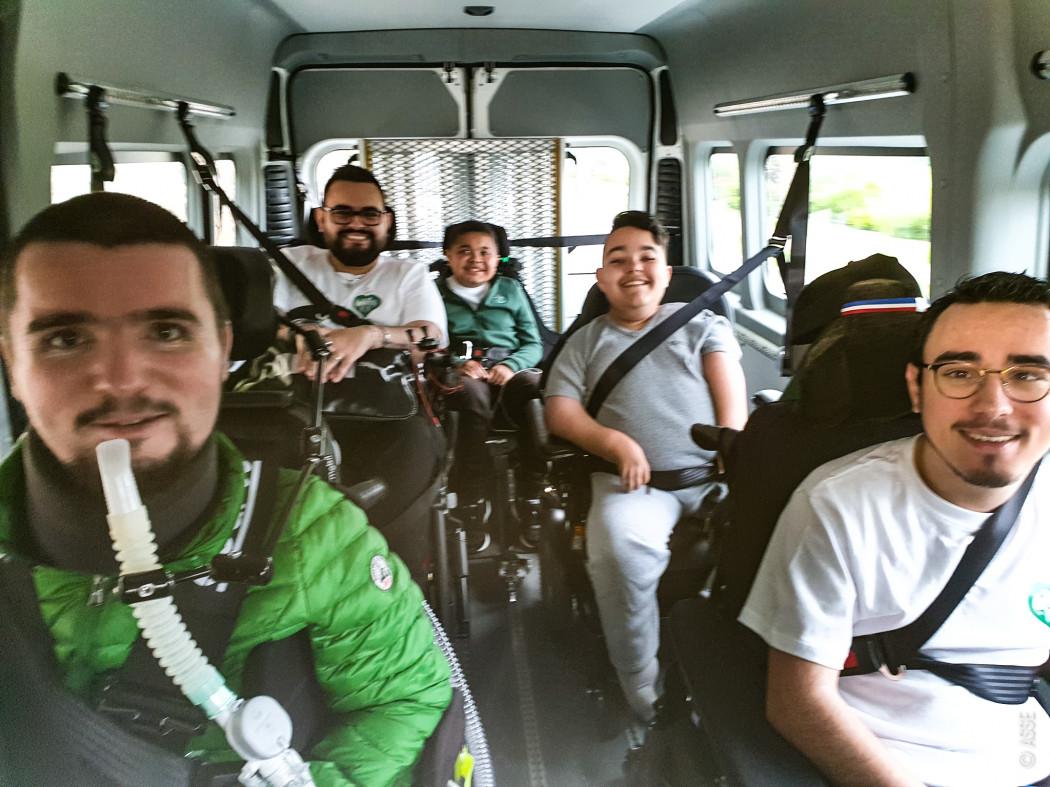 Foot fauteuil : A Niort pour la montée !