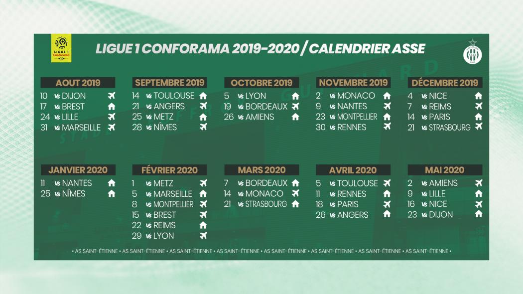 Calendrier Ffkda 2019 2020.Calendrier Ligue Europa 2020