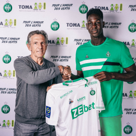 Boubacar Fall prolonge avec les Verts