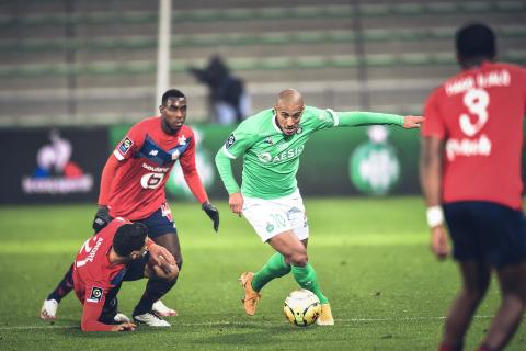 ASSE-Lille : replay