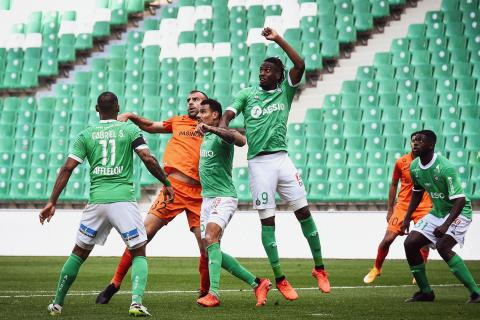 ASSE 0-1 Montpellier : replay