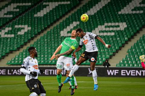 ASSE-Angers : replay