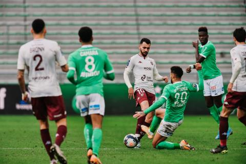 ASSE-Metz : le replay