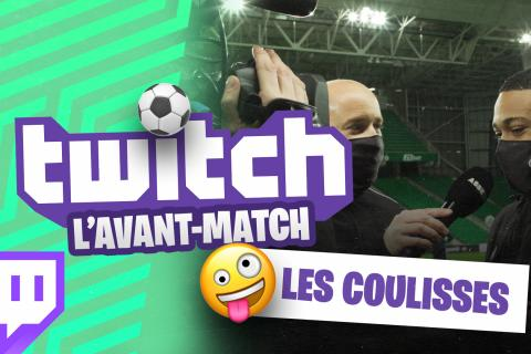 Jour de direct sur Twitch