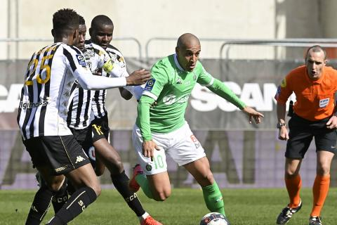 Angers-ASSE : le replay