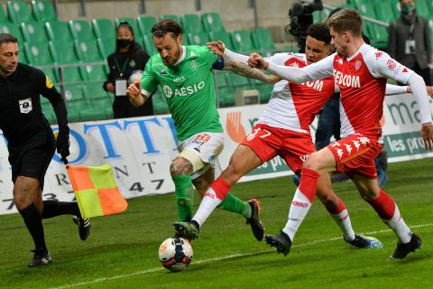 ASSE-Monaco : le replay