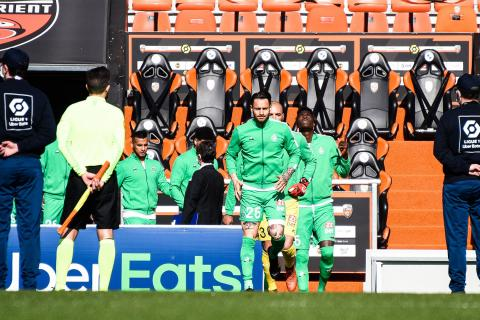 Lorient-ASSE : le replay