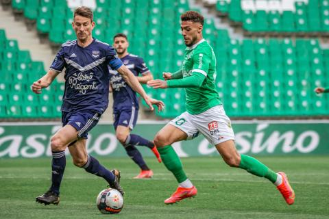 ASSE-Bordeaux : le replay