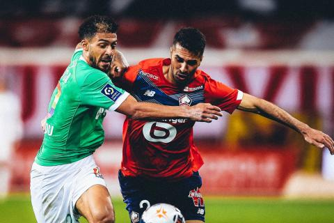 Lille - ASSE : le replay