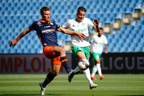 Montpellier-ASSE : le replay