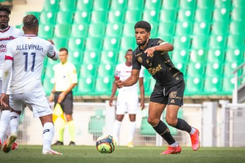 ASSE 2-3 Clermont Foot 63