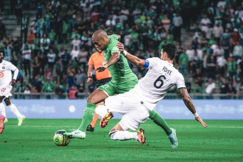 ASSE 1-1 Lille : le replay