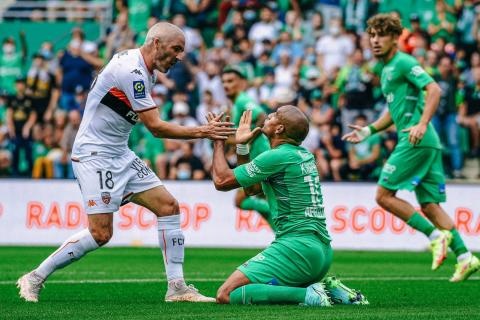 ASSE 1-1 Lorient : le replay