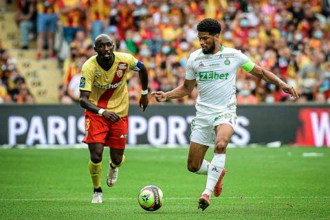 Lens 2-2 ASSE : le replay