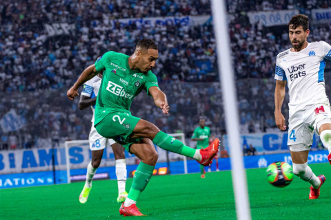 Marseille 3-1 ASSE : le replay