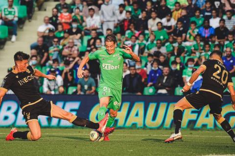 ASSE 0-3 Nice : le replay