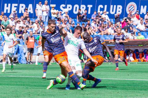 Montpellier 2-0 ASSE : le replay