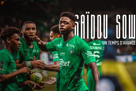Saïdou Sow, un temps d'avance