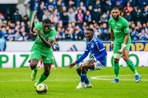 Strasbourg - ASSE : le replay