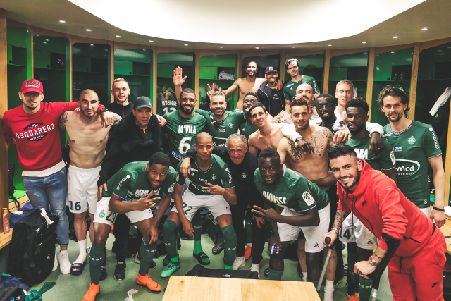 ASSE 5-0 LOSC: pure happiness!