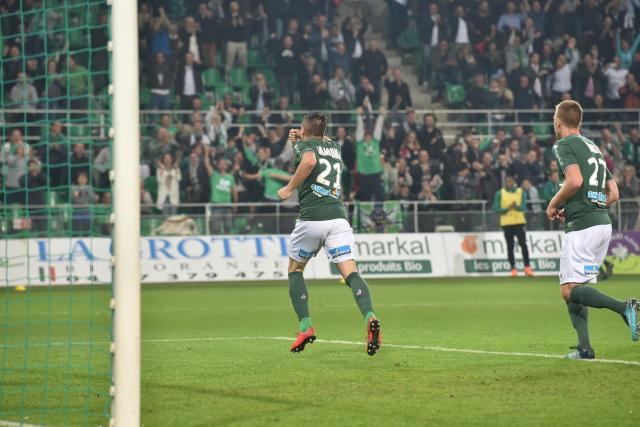 ASSE 5-0 LOSC: the highlights