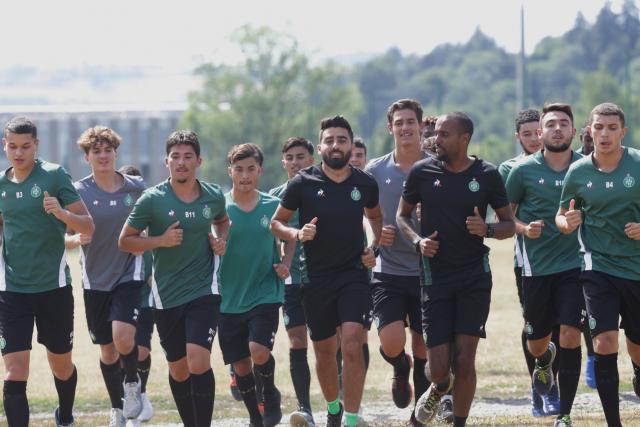U19N: l'ASSE renverse le PSG en amical
