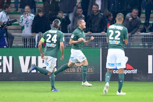ASSE 4-3 Angers: the highlights