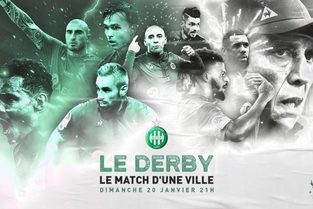 #Derby C'est parti !