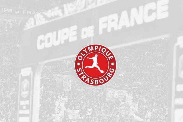 Coupe de France: l'ASSE face à l'Olympique Strasbourg