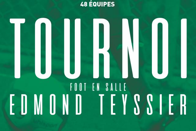 J-2 pour le Challenge Edmond Teyssier!