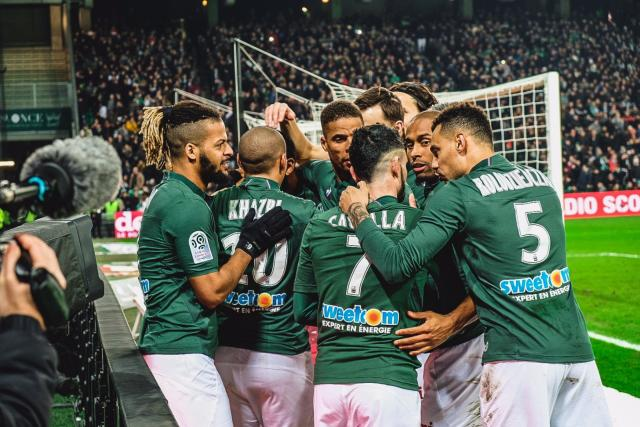 ASSE 2-1 Marseille: le film du match