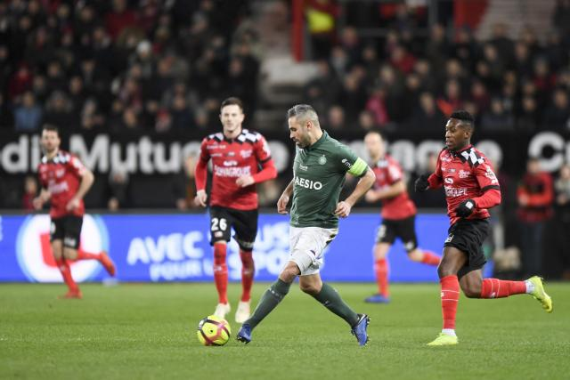 Guingamp 0-1 ASSE: the highlights