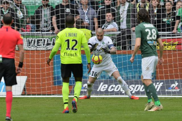 ASSE 0-1 Lille: the highlights