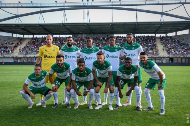 Andrézieux 1-2 ASSE: the pictures of the victory