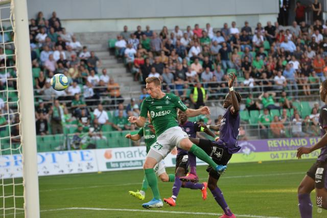 ASSE 2-2 Toulouse: the highlights