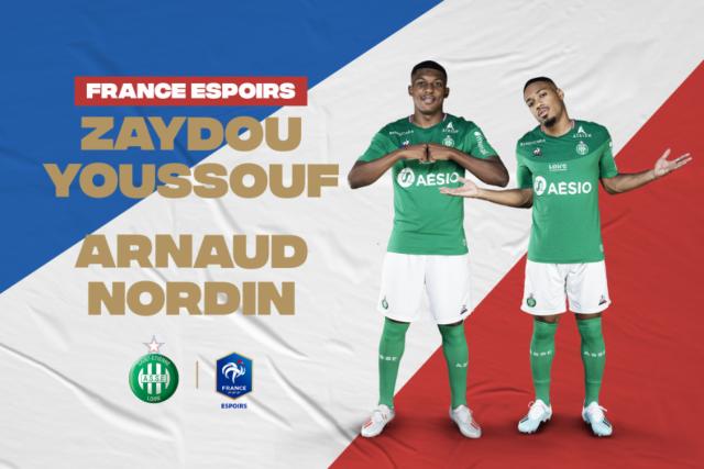 Les Bleuets de Zaydou Youssouf et d'Arnaud Nordin s'inclinent