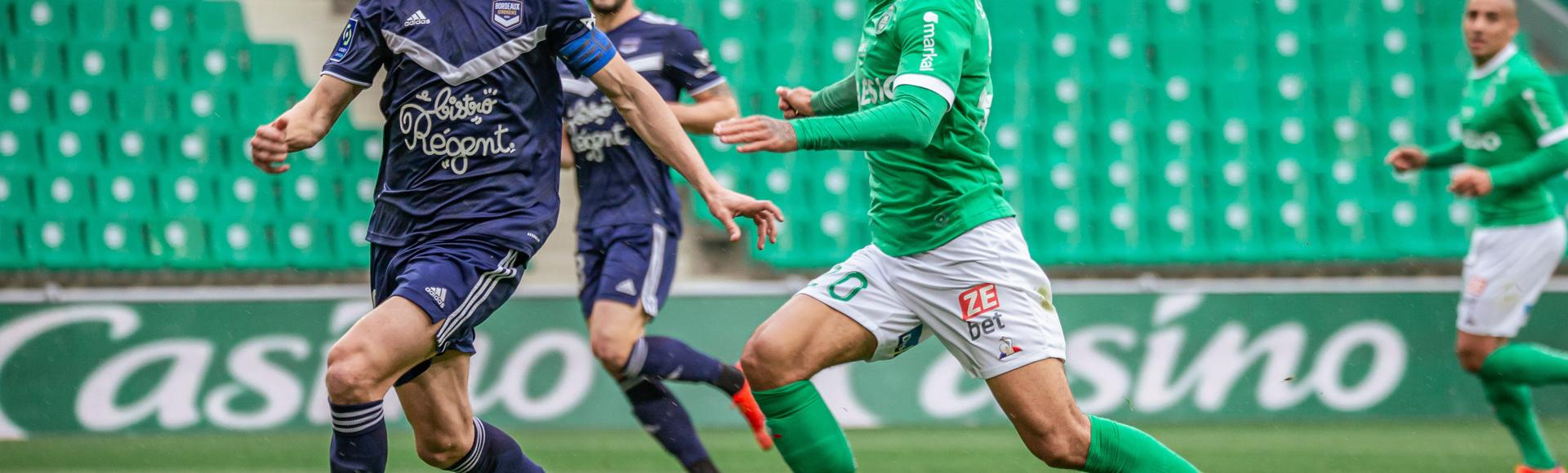 Voir : ASSE-Bordeaux : le replay