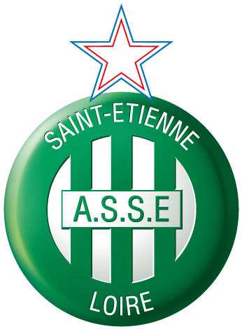 Logo de l'AS Saint-Étienne