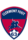 Logo de Clermont Foot 63
