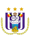 Logo de Royal Sporting Club Anderlecht