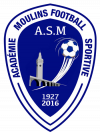 Logo de Moulins Football