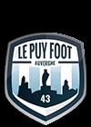 Logo de Le Puy Foot 43 Auvergne